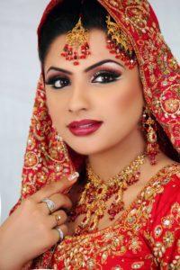 Indian Bridal Makeup In Mississauga Pakistani Bridal Makeup Artist In Mississauga